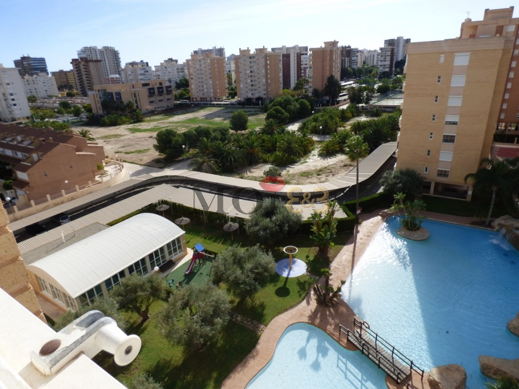 Apartment in San juan Playa, bright and with unobstructed views!